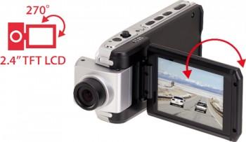Автомобильный видеорегистратор Genius DVR-FHD560