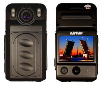 Автомобильный видеорегистратор КАРКАМ Q2 BLACK EDITION