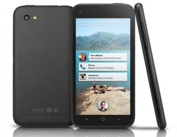 HTC First – смартфон Facebook