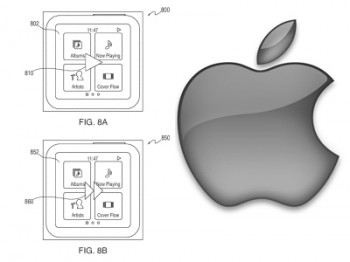 Apple запатентовал новую систему мультитача
