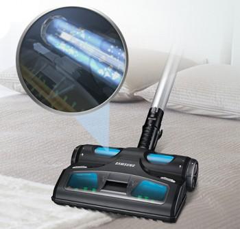 Ультрафиолетовая щетка для пылесосов серии Samsung Allergy