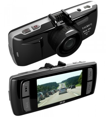 Автомобильный видеорегистратор teXet DVR-5GP