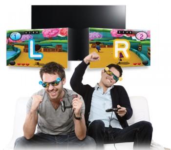 LG Dual Play – играй на одном телевизоре, как на двух