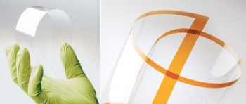Ультратонкое стекло Corning – Willow Glass
