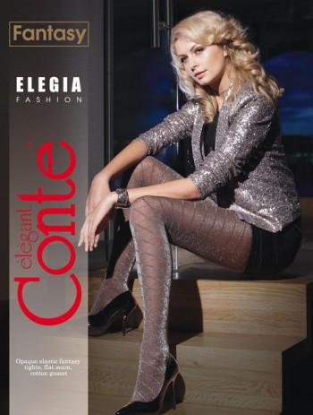 Фантазийные колготки Conte elegant Elegia