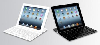 Футляр-клавиатура Logitech Ultrathin Keyboard Cover для iPad