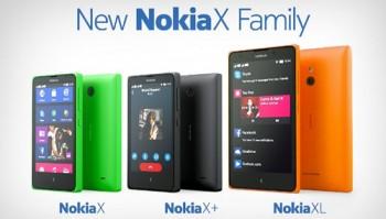 В конце марта ожидаем смартфон Nokia X