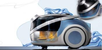 Технология Aqua Cyclone – новый тип фильтрации пылесосов Samsung
