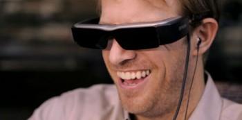 Умные очки Epson Moverio BT-200