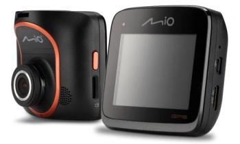 Новый инновационный видеорегистратор Mio MiVue 588