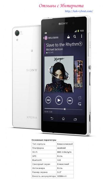 Отзывы о Sony Xperia Z2