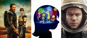 Фильмы 2015 - список лучших фильмов, которые уже можно посмотреть