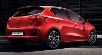 Киа Сид 2015 - новый кузов,  комплектации и цены,  фото