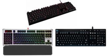 Лучшие механические клавиатуры 2018