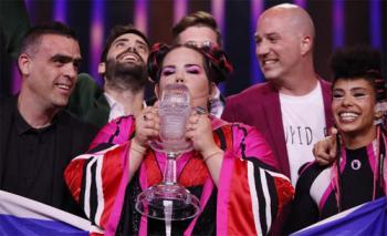 Евровидение 2018. Нетта Барзилай с песней Toy
