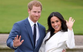 Свадьба принца Гарри и Меган Маркл онлайн