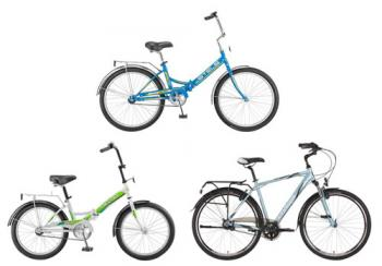 Лучшие городские велосипеды 2020