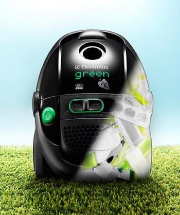Пылесосы Green от Electrolux