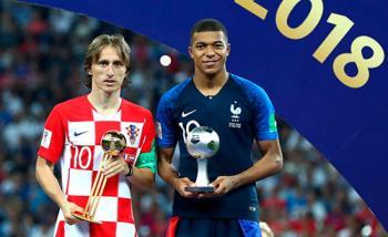 Лучший игрок чемпионата мира по футболу 2018